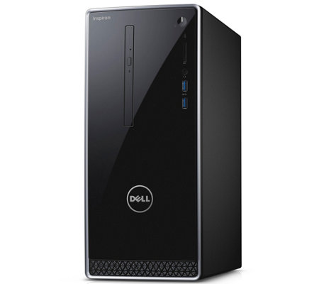 Dell Inspiron Windows 10 Desktop - Intel i5, 12GB RAM, 1TB HD