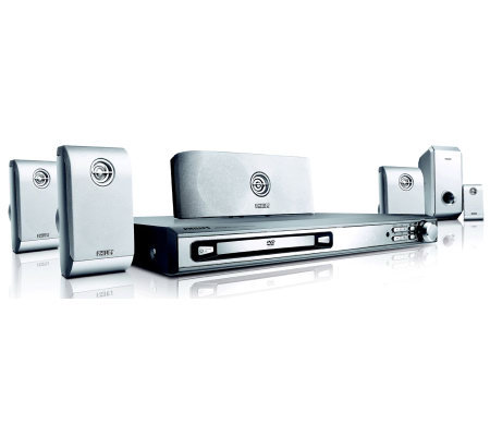 Philips HTS3410D 700 Watt DVD Home Theater System