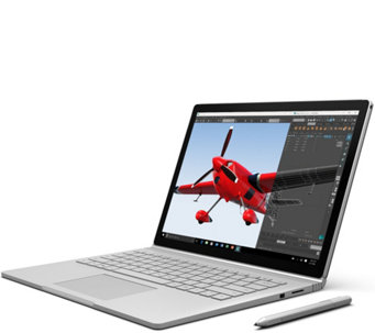 "Microsoft 13.5"" Surface Book Corei5 6th Gen, 8GB, 128GB SSD, PC Sleeve & Pen - E229545"