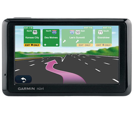 "Garmin 4.3"" GPS with Lifetime Traffic & Map Updates - Refurb"