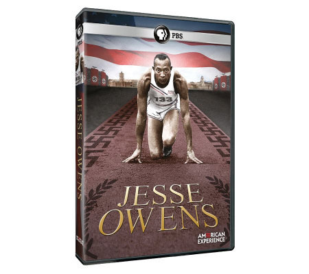 American Experience: Jesse Owens DVD