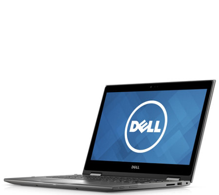 "Dell 13.3"" Touch 2-in-1 Laptop- Intel i5, 8GB RAM, 1TB HDD"