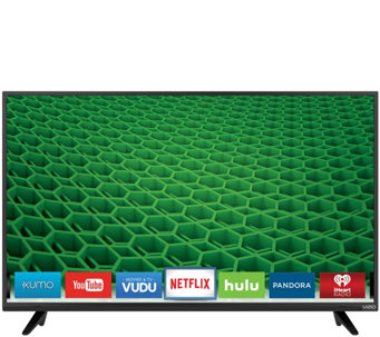 "VIZIO D-Series 48"" Class LED 1080p Smart TV w/ HDMI Cable & 2 Year Warranty - E229146"