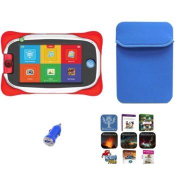 nabi Jr 5 Kids Android Tablet Bumper Case & App Package