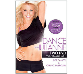 Dance with Julianne - 2 Disc Workout Set - E263146