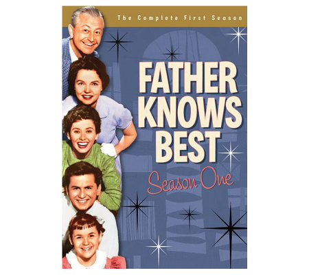 Father Knows Best: Season One 4-Disc DVD Set