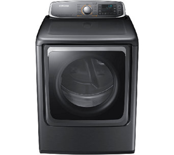 Samsung 9.5 Cubic Foot Electric Dryer with Steam Technology - E277946