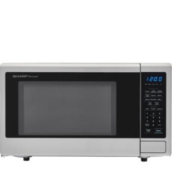 Sharp Carousel 1.1 Cubic Foot 1000W Microwave Oven