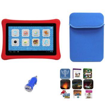 nabi 2S 7 Kids Tablet with Case & Software Pack