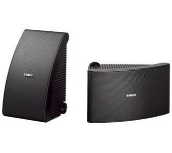 Yamaha Outdoor 2-Way Speakers - E260447