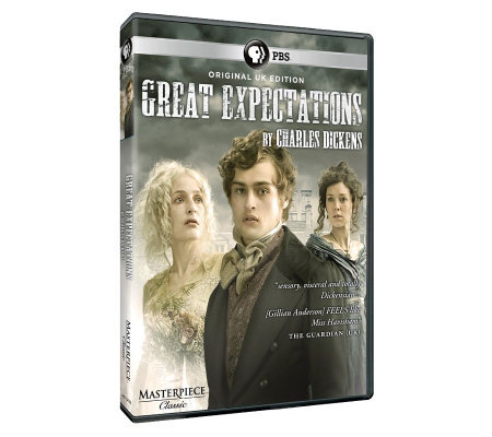 Masterpiece Classic: Great Expectations (2012)DVD