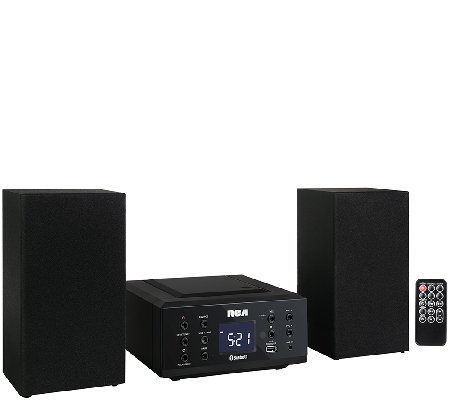 RCA Bluetooth Stereo and CD System