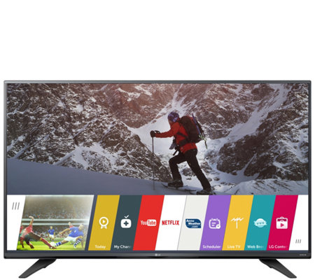 "LG 55"" Class 4K UHD Smart LED TV with webOS 2.0"