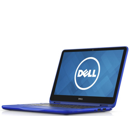 "Dell 11.6"" Touch 2-in-1 Laptop - Pentium, 4GB RAM, 500GB HDD"