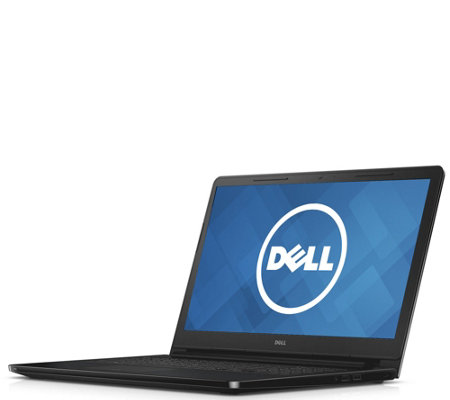 "Dell 15.6"" Laptop - Intel, 4GB RAM, 500GB HDD"