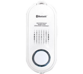 Bluetooth Waterproof Speaker Handset - E270048