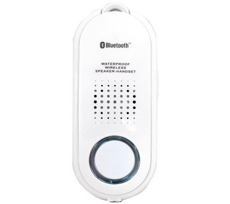 Bluetooth Waterproof Speaker Handset
