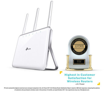 TP-Link Archer C8 Wireless Dual-Band Gigabit Router - E282448