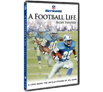 NFL: A Football Life - Barry Sanders DVD - E284748