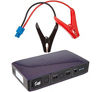 HALO Bolt ACDC PortableCharger & Car Jumper with AC Outlet & Car Charger - E230549