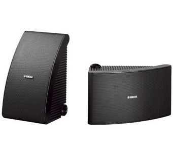Yamaha 180W Outdoor 2-Way Speakers - E260449