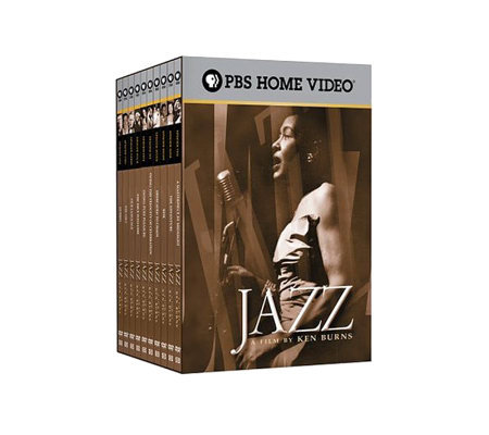 Jazz DVD 10-Disc Set