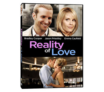 Reality of Love DVD - E267349