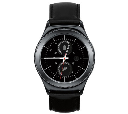 Samsung Gear S2 Classic Smart Watch Bundle withSoftware