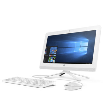 "HP 23.8"" All-in-One Desktop Intel, 8GB RAM, 1TBHDD, Software - E289349"