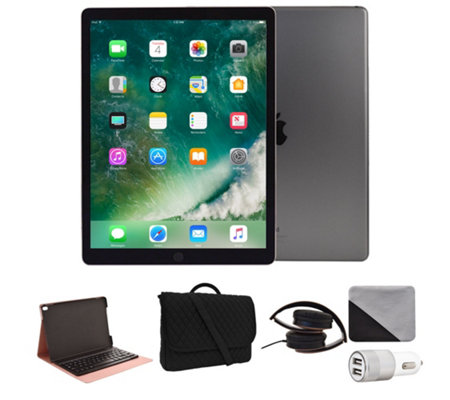 "Apple iPad Pro 10.5"" 512GB Wi-Fi with Accessories - Space Gra"