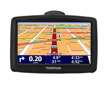 tomtom start 45tm 4 3 gps w lifetime maps and traffic page 1. Black Bedroom Furniture Sets. Home Design Ideas