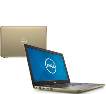 "Dell 15"" or 17"" AMD FX QuadCore Laptop, 8GB RAM 1TB HD, Backlit Keys&OfficeOpt. - E230250"
