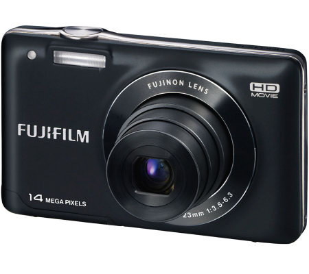 Fujifilm FinePix JX500 14MP, 5X Optical Zoom Digital Camera