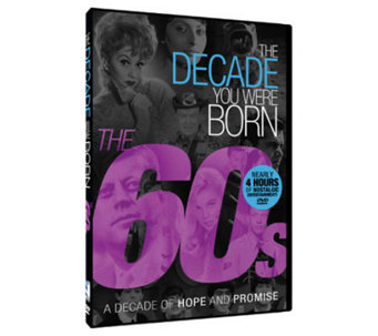 The Decade You Were Born - 1960s DVD - E264950
