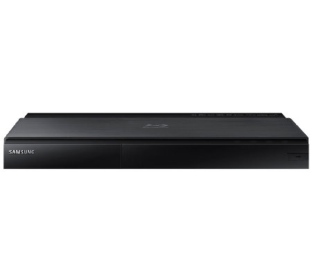 Samsung Smart 3D Blu-ray Player w/ Wi-Fi, 4K Ultra HD Upscale