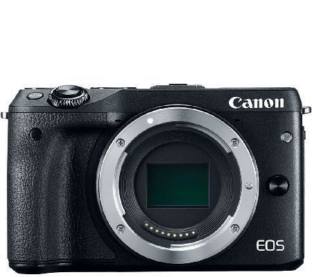 Canon EOS M3 Digital Camera Body Only