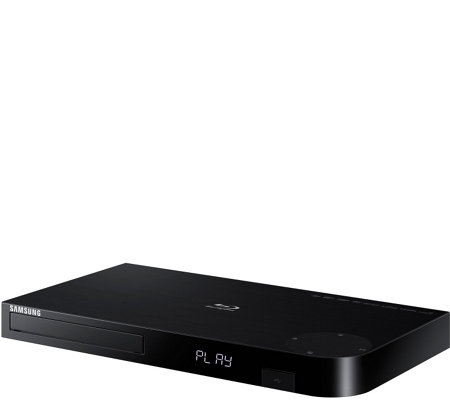 Samsung 3D Smart Blu-ray Player with 4K UHD Ups caling