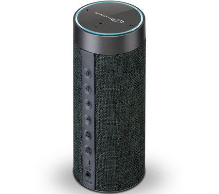 iLive Concierge Alexa Enabled Wireless Bluetooth Speaker