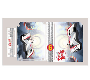Gamer Graffix Speed Racer Mach 6 Skin - Wii - E192651