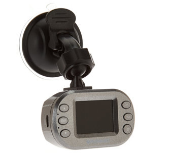 Polaroid 1080p High Definition Dashcam with Built-in G-Sensor - E229051
