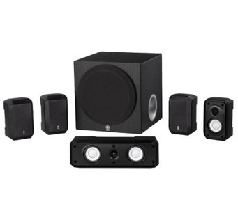 Yamaha 5.1-Channel Speaker Package - E260451