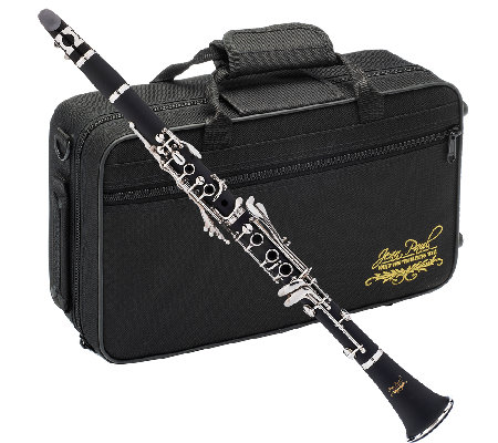 Jean Paul USA B-Flat Clarinet with Contoured Case
