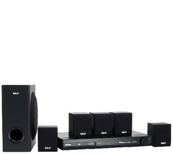 RCA 100W Home Theater System w/ Blu-Ray Player - E283451