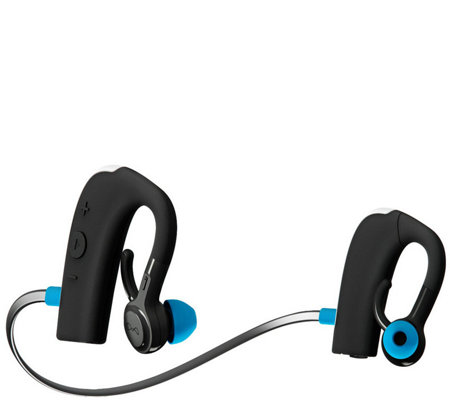 BlueAnt PUMP Wireless Bluetooth Earbuds