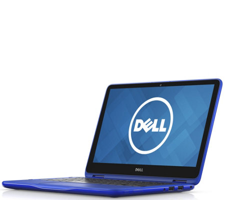 "Dell 11"" Touch 2-in-1 Laptop- Intel, 4GB RAM, 500GB HDD"