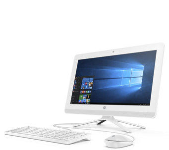 "HP 23"" Touch All-in-One - AMD A8, 8GB RAM, 1TBHDD & Software - E289351"