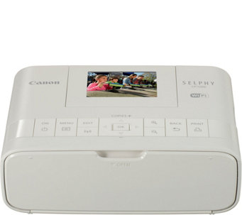 Canon SELPHY Wireless /AirPrint Compact Photo Printer - E289451