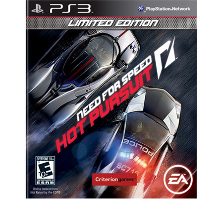 Need for Speed: Hot Pursuit - Limited Edition -PS3