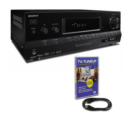 Sony 735 Total Watt 7.1 Channel A/V Receiver