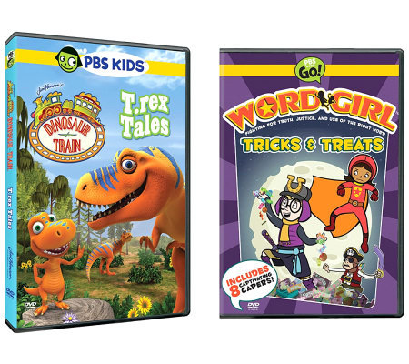 PBS Kids Halloween Collection - DVD Collection